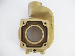 V31-458 - Brass Volute