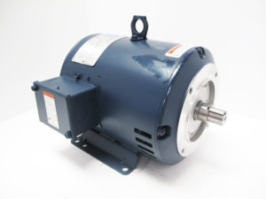 V40-546 - 3 HP, 60 Cycle, 3 Phase Motor