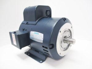 V40-547 - 5 HP, 60 Cycle, 1 Phase Motor