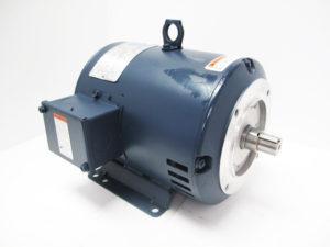 V40-548 - 5 HP, 60 Cycle, 3 Phase Motor