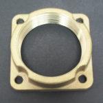 """V40-571 - Martin 500 Brass Flange 3"""" NPT"""