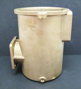 "V40-572 - Martin 500 8"" Brass Trap"