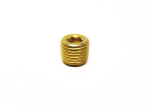 "92290000 - Brass Plug (1/4"")"
