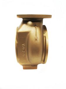 V20-290(2) - Martin 600/C-Series Brass Volute